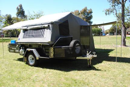 Challenge Camper Trailer Canning Vale Canning Area Preview
