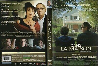 DVD - DANS LA MAISON - FABRICE LUCHINI