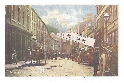 Main Street Armagh l County Armagh unused by the Irish Pictorial Card Co