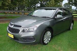 2016 Holden Cruze EQUIPE AUTO Hatchback Hobartville Hawkesbury Area Preview