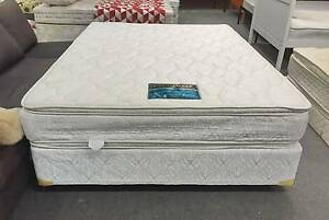TODAY DELIVERY COMFORT Ensemble queen bed & TOP PILLOW mattress Belmont Belmont Area Preview
