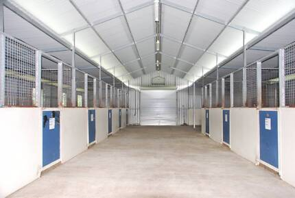 Stable Complex For Rent, Suit Pre Breaking / Training Jilliby Wyong Area Preview
