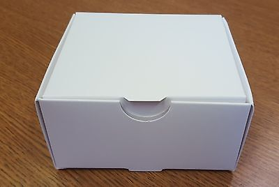Xl 250 Count White Business Card Boxes Quantity 500
