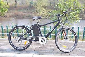NEW ELECTRIC CITY BIKE OR MOUNTAIN BIKE. NO REGO. NO LICENCE. Brisbane City Brisbane North West Preview