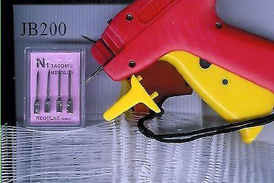 Original Jb200 Tagging Kitgun5 Needles5000 Free Barbsfasteners
