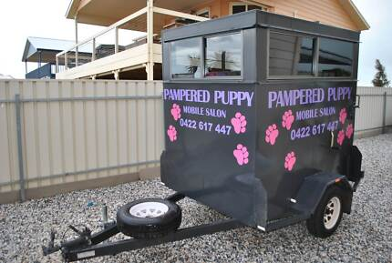 For sale Mobile dog wash grooming business $11000  Rostrevor Campbelltown Area Preview