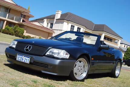 Mercedes Benz 500SL Convertible Dianella Stirling Area Preview