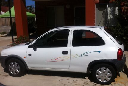 1994 Holden Barina Hatchback Teralba Lake Macquarie Area Preview