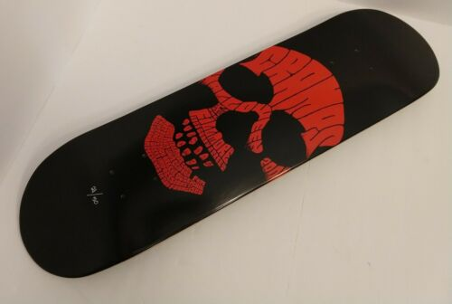 RARE! The Cramps Vintage SF Fillmore Poster Skateboard Deck Limited Ed. XX/50