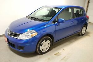 2012 Nissan Versa SL|Low Kms|Traction Control|Clean-Just arrived