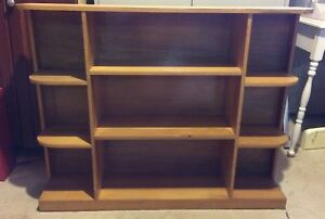 Shelving Unit For Sale - Solid Wood