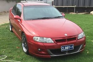 2002 VX2 R8 CLUBSPORT Two Wells Mallala Area Preview