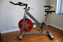 near new spin bike, barely used Pearsall Wanneroo Area Preview