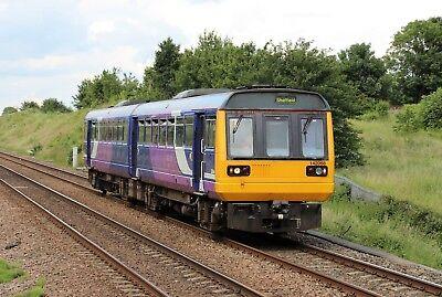 142068 Arriva Rail North 6x4 Quality British Rail Photo