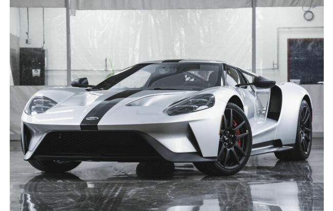Ford GT Competition Series: Leichtbau-Version