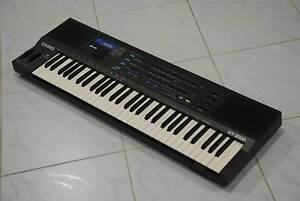 Casio HT3000 synthesizer Glenwood Blacktown Area Preview