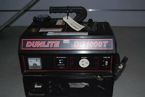 Dunlite 1kva 2 stroke generator Golden Square Bendigo City Preview