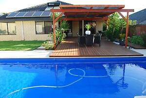 Jarrah Decking from $165/m2 , supply and build Pearsall Wanneroo Area Preview