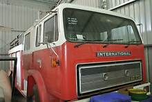 International Acco Fire Truck Cab Chassis 1710C Kurmond Hawkesbury Area Preview