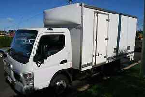 2008 mitsubishi canter Longford Northern Midlands Preview