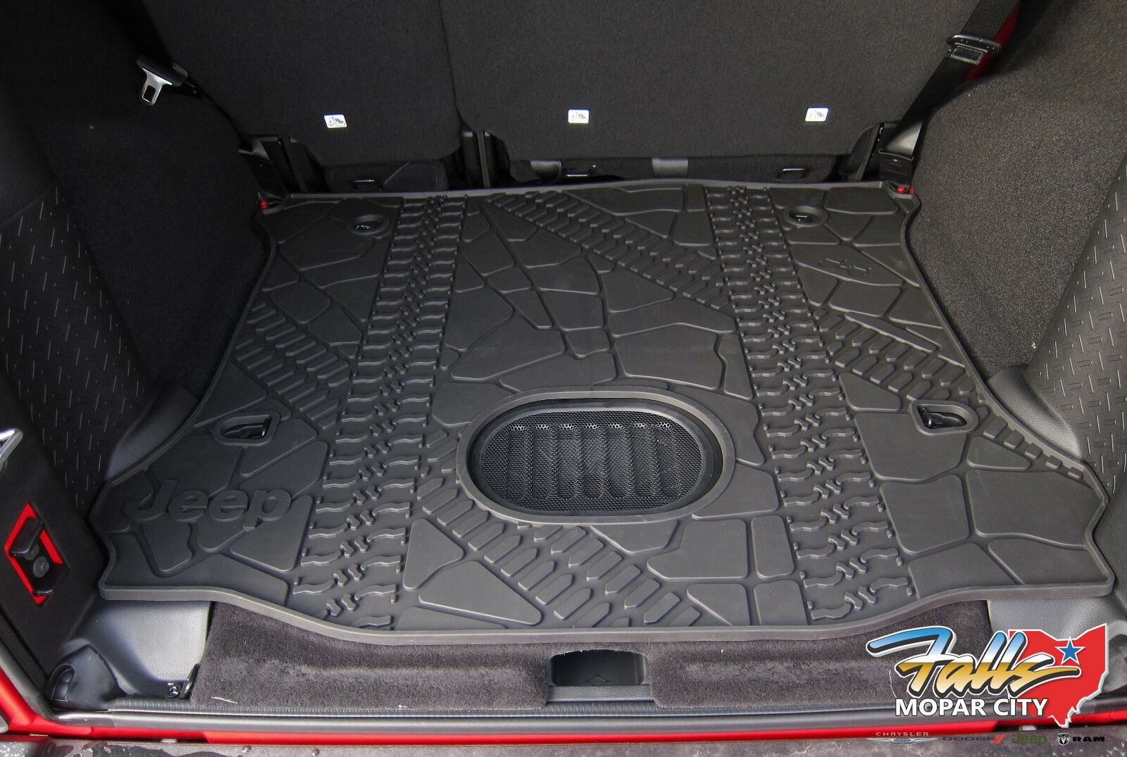 2015 18 Jeep Wrangler Jk Unlimited Rear Cargo Mat Tray