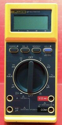 Fluke 27 Multimeter