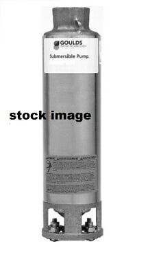 Goulds 10ls15 4 Submersible Water Well Pump End Onlypump End Only