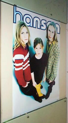 HANSON 1997 Vintage Poster Last One