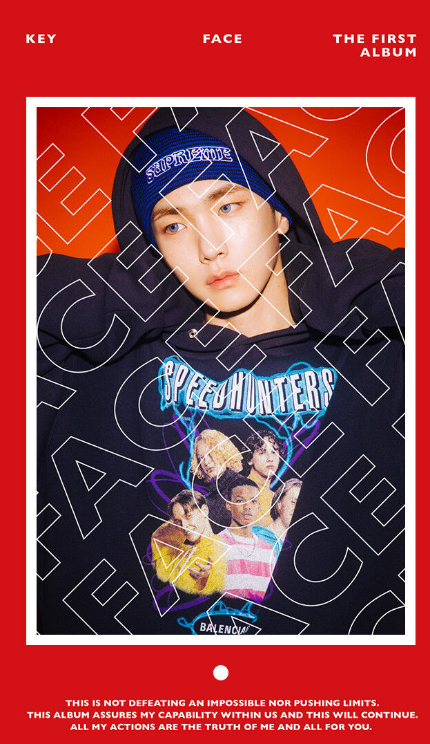 Details about SHINEE KEY [FACE] 1st Album A/B Ver CD+POSTER+Photo  Book+Photo Card K-POP SEALED