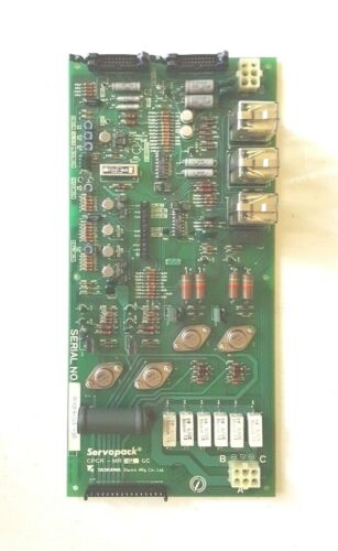YASKAWA SERVO BOARD CPCR-MR152GC
