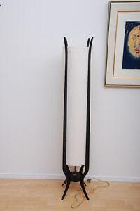 Mid-Century-Modern-Floor-Lamp-Cigar-Shape-Retro-Atomic-Ranch-Eames-Era