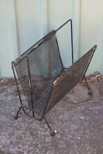 Vintage retro MAGAZINE RACK newspaper holder Gawler Gawler Area Preview