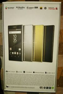 Cell phone-Sont Xperia Z5
