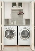 IN HOME LAUNDRY SERVICES