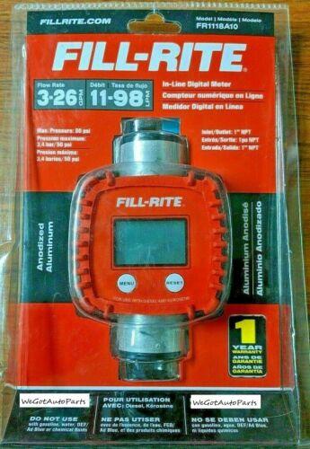 Fill-Rite FR1118A10 1