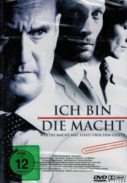 DVD NEU/OVP - Ich bin die Macht - Anders W. Berthelsen & Soren Pilmark