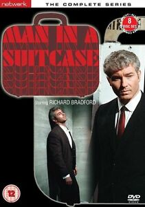 MAN IN A SUITCASE the complete series. Richard Bradford. 6 discs. New sealed DVD