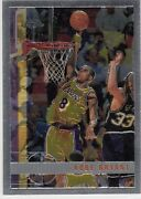 Kobe Bryant Topps Chrome RC