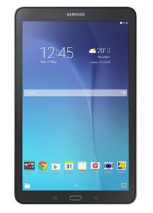 "Samsung Galaxy Tab E 9.6"" 16GB Black Wi-Fi SM-T560NZKZXAR Touchscreen Tablet"