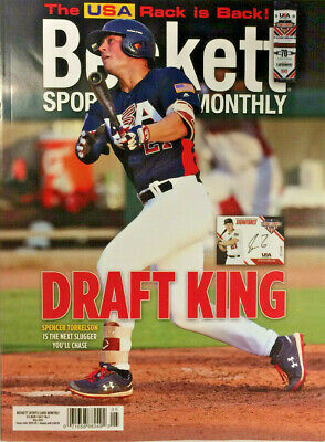 May 2020 Beckett Sports Card Monthly Price Guide Magazine, Spencer Torkelson USA