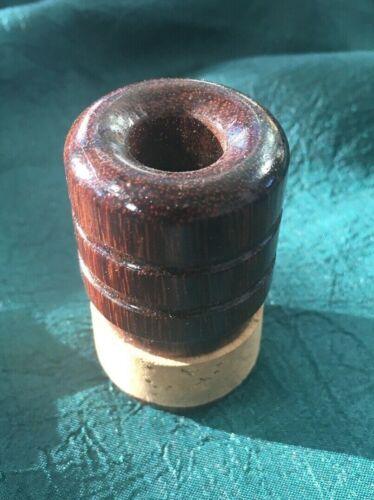 grenadilla wood for Selmer tenor SAX END PLUG