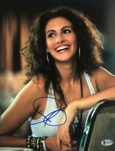 Julia Roberts signed autographed 11x14 photo Pretty Woman Beckett Certified COA