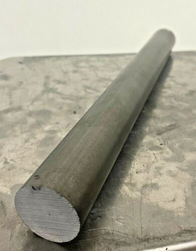 12L14 Steel Bar Stock 1-1/4 in Round x 12 in length