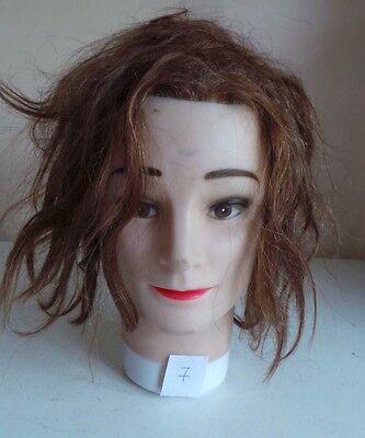SD Mannequin Hairdresser Head Stand Prop Making Party Halloween 7