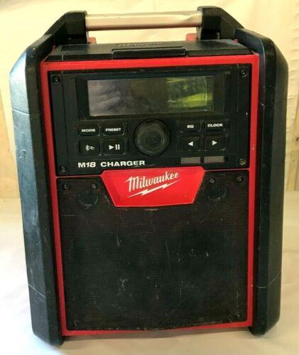 Milwaukee 2792-20 M18 Lithium-Ion Cordless Jobsite Radio/Charger, G