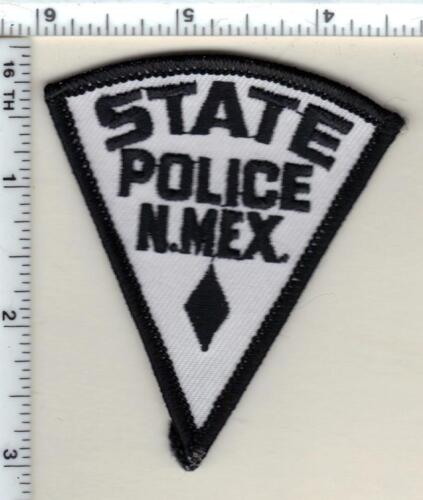State Police (New Mexico) Cap/Hat Patch from the 1980