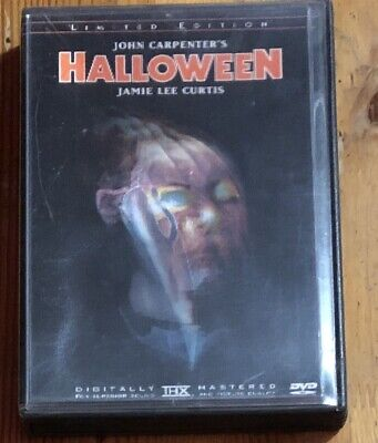 John Carpenter's Halloween Limited Edition Anchor Bay Hologram Edition 2 DVD Set