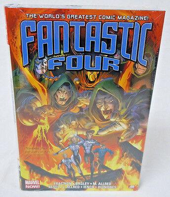 The Fantastic Four Volume 1 Omnibus MATT FRACTION HC Hard Cover New Sealed $100