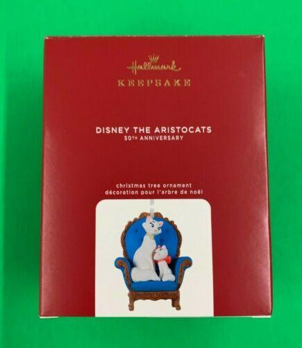 Disney the Aristocats - 50th Anniversary - 2020 Hallmark Keepsake Ornament - NEW