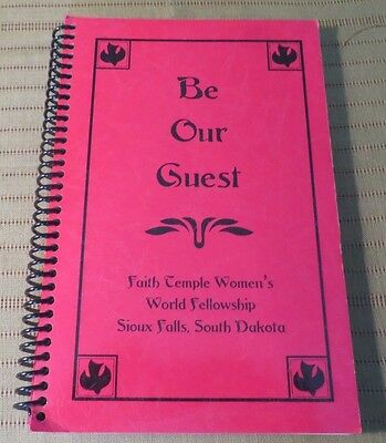 2000 Be Our Guest: A Collection of Recipes Soft Cover Cook Book Spiral Bound](Be Our Guest Book)